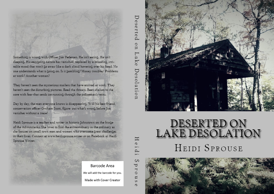 Deserted Cover Preview