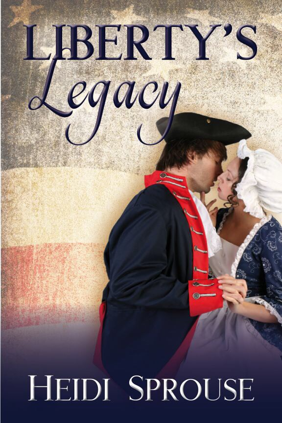 Liberty's Legacy cover