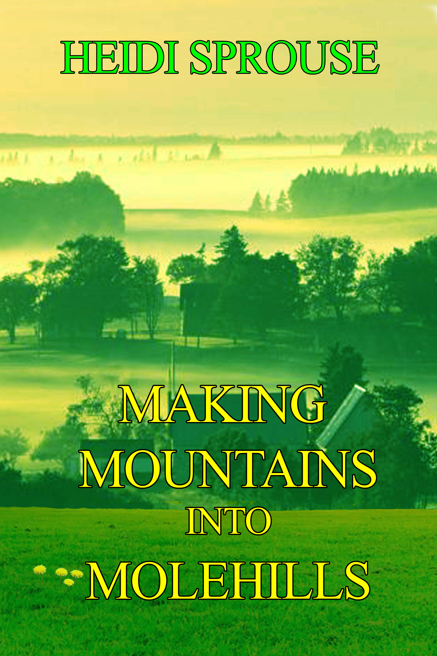 Making Mountains into Molehills 2
