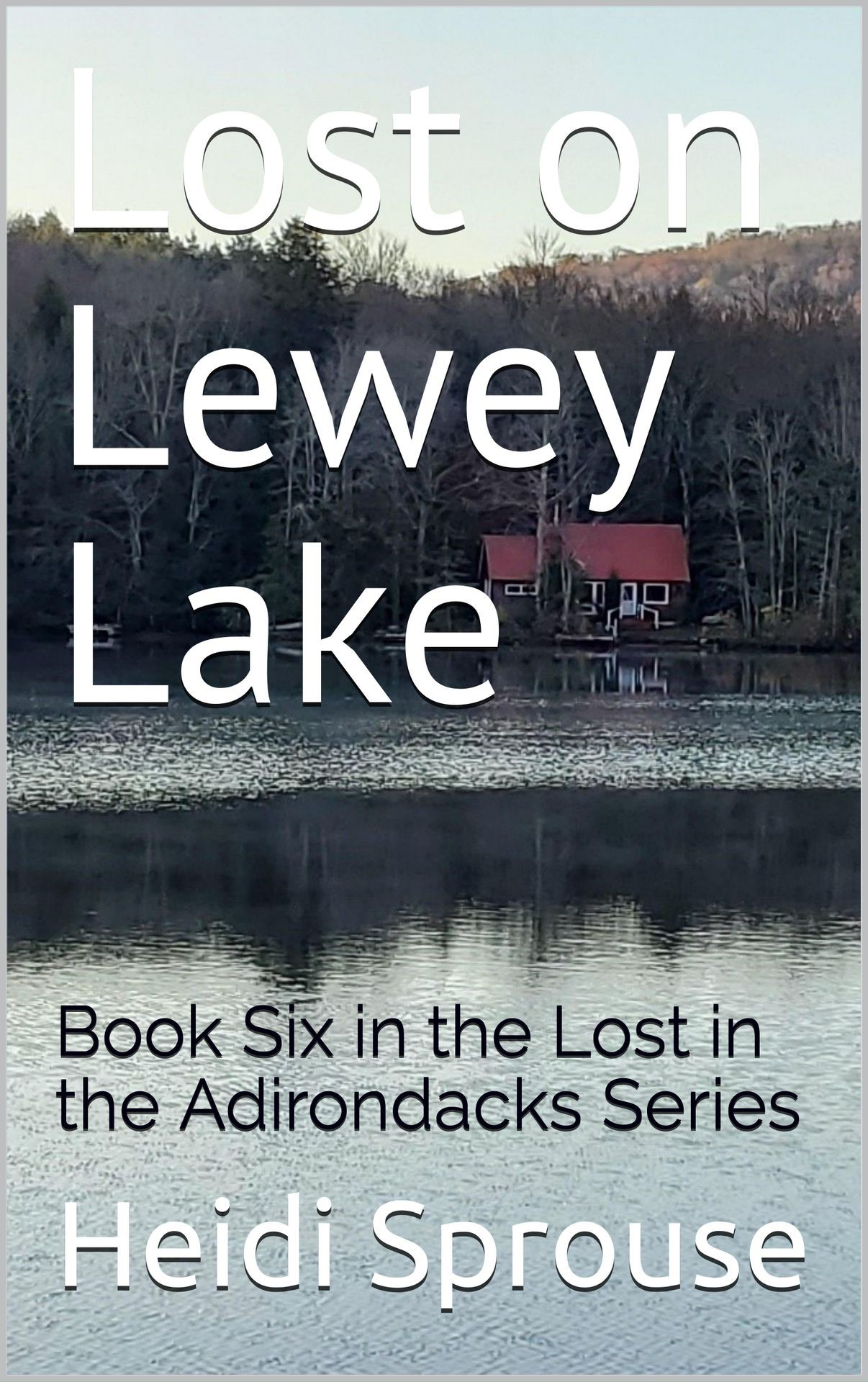 Lost on Lewey Lake official cover